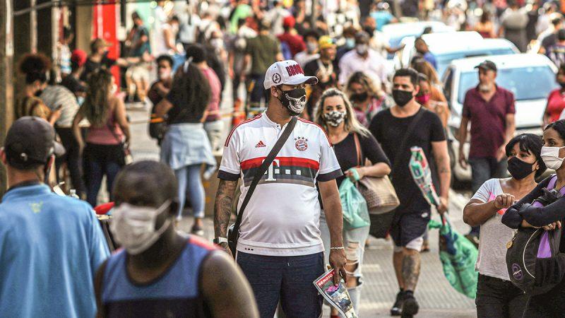 80% dos brasileiros ficaram mais ansiosos com isolamento na pandemia, mostra pesquisa