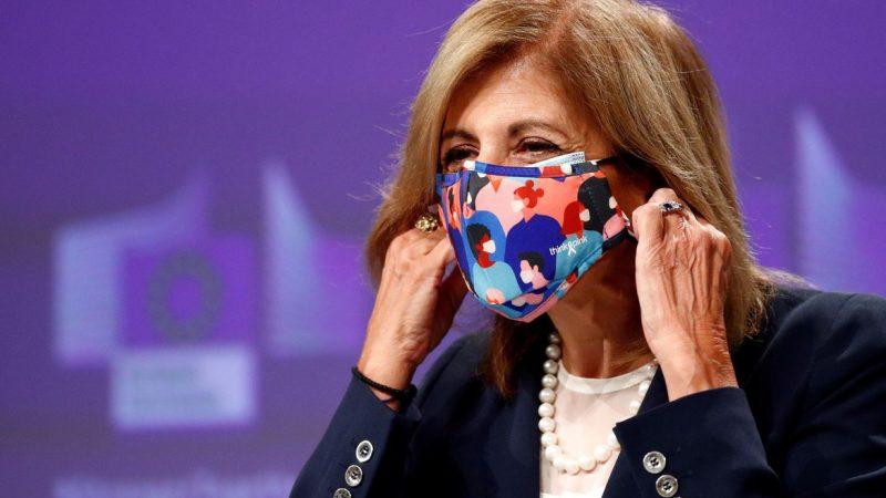 UE cobra reforma rápida da OMS e mais transparência em pandemias
