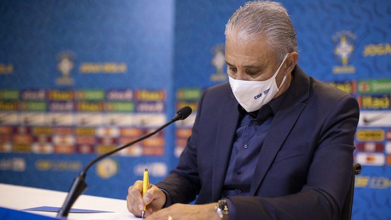 Tite convoca a seleção brasileira e volta a chamar Vini Jr, Gabriel Jesus, Arthur e Militão; VEJA A LISTA