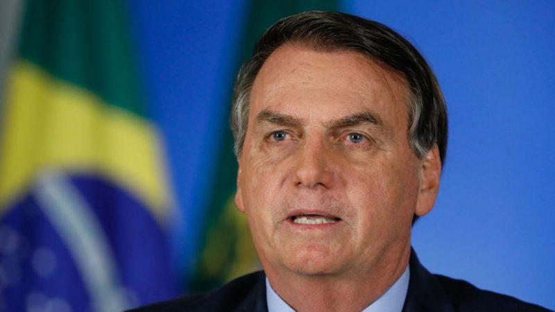 """Bolsonaro: """"Já dei o recado que tinha que dar. Daqui para frente, eu vou agir"""""""