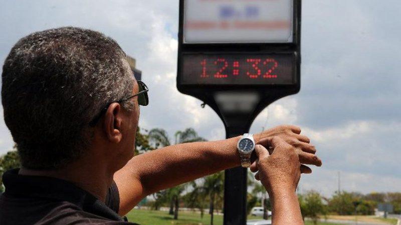 Brasil não terá horário de verão pelo segundo ano consecutivo