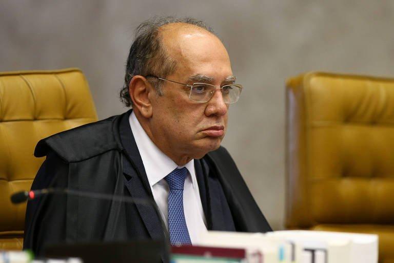 """GILMAR MENDES SUSPENDE INVESTIGAÇÕES DE ADVOGADOS DE LULA NO """"ESQUEMA"""" DO SISTEMA """"S"""""""