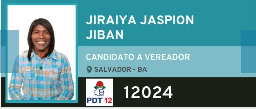 """Confira os nomes mais incomuns dessas eleições; """"Jiraia Jaspion Jiban"""""""