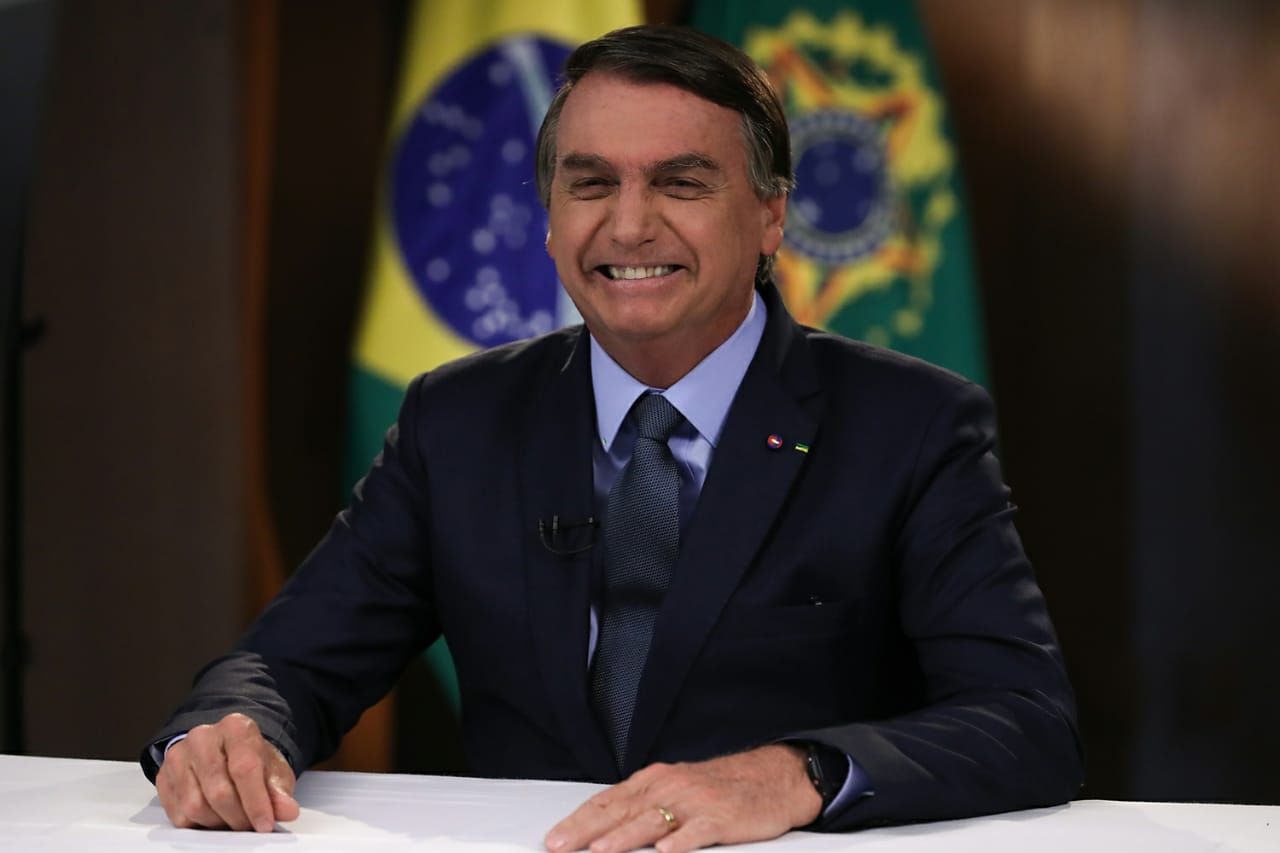 Você apoiaria uma reeleição do presidente Bolsonaro? | Enquete Terra Brasil