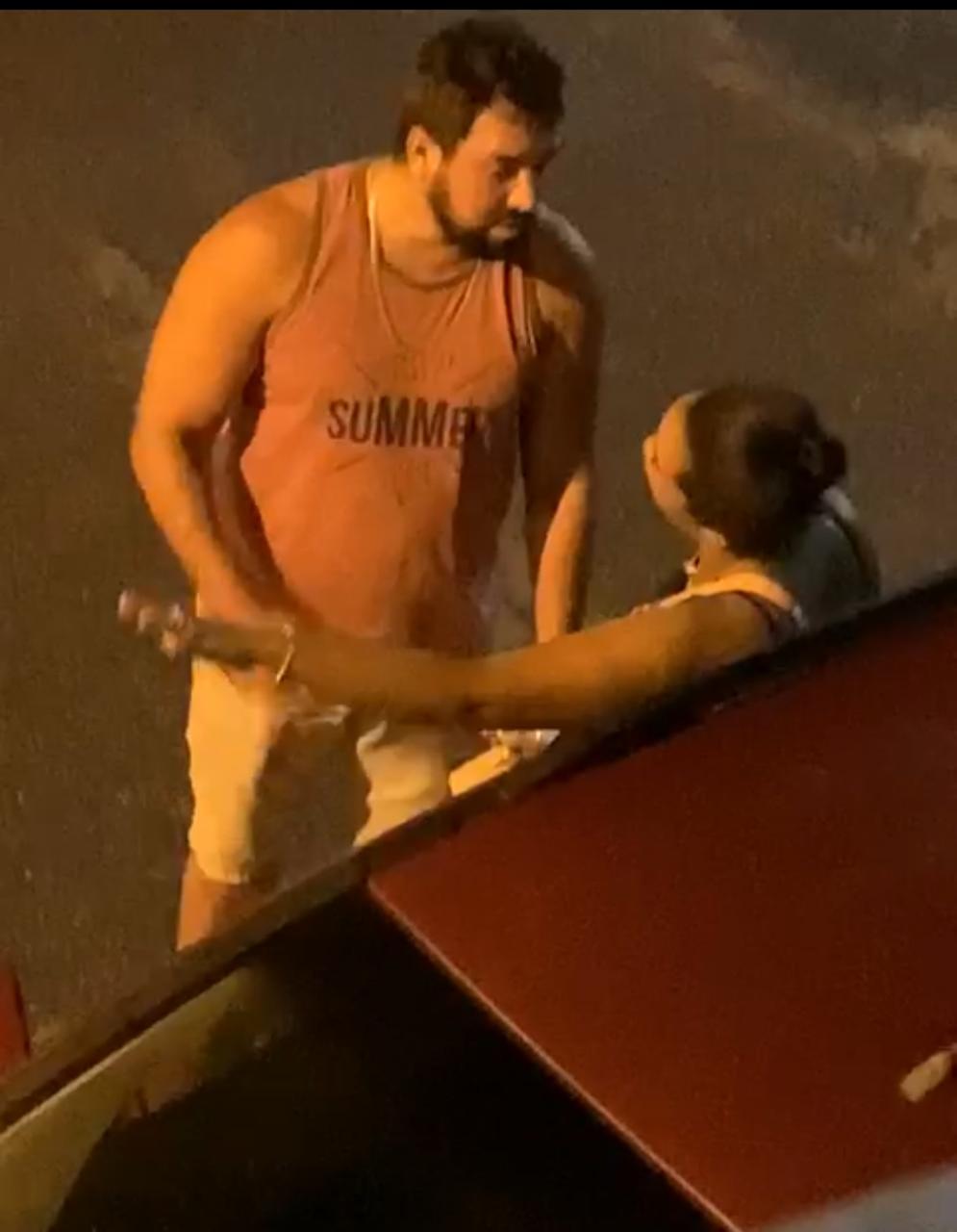 VÍDEO: Mulher é espancada com socos no rosto por homem no sul da Bahia e polícia procura agressor