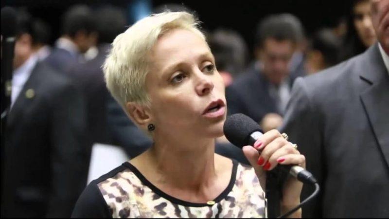 Justiça do RJ manda soltar ex-deputada Cristiane Brasil