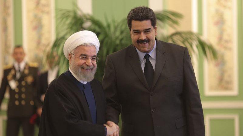Maduro pretende comprar mísseis de longo alcance do Irã
