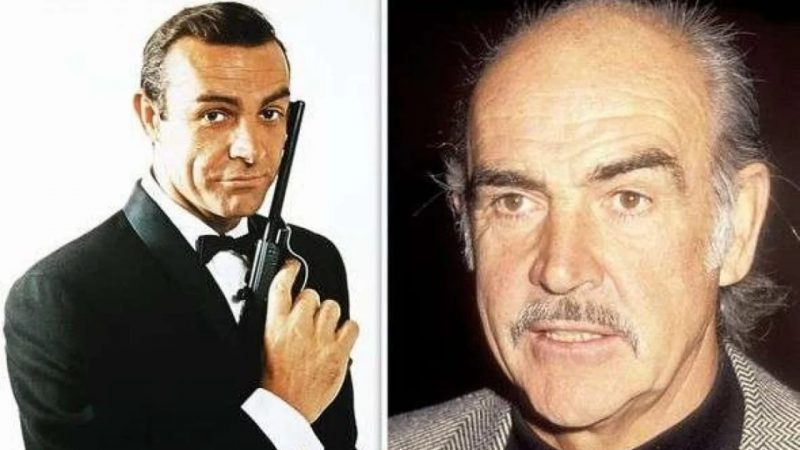 Morre Sean Connery, o primeiro James Bond da história do cinema