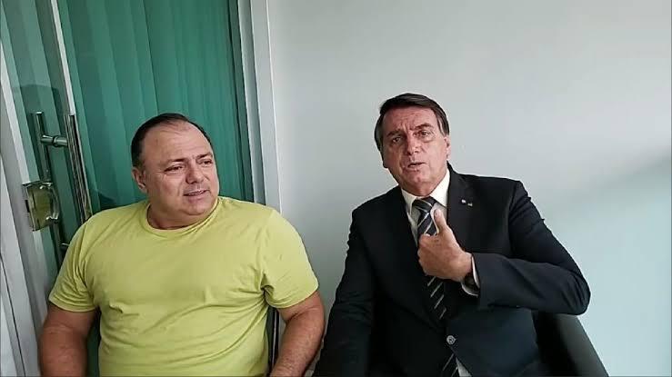 Ministro Pazuello está bem e deve receber alta nesse domingo