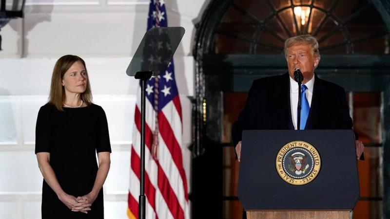 Juíza conservadora indicada por Trump para Suprema Corte americana é aprovada pelo Senado