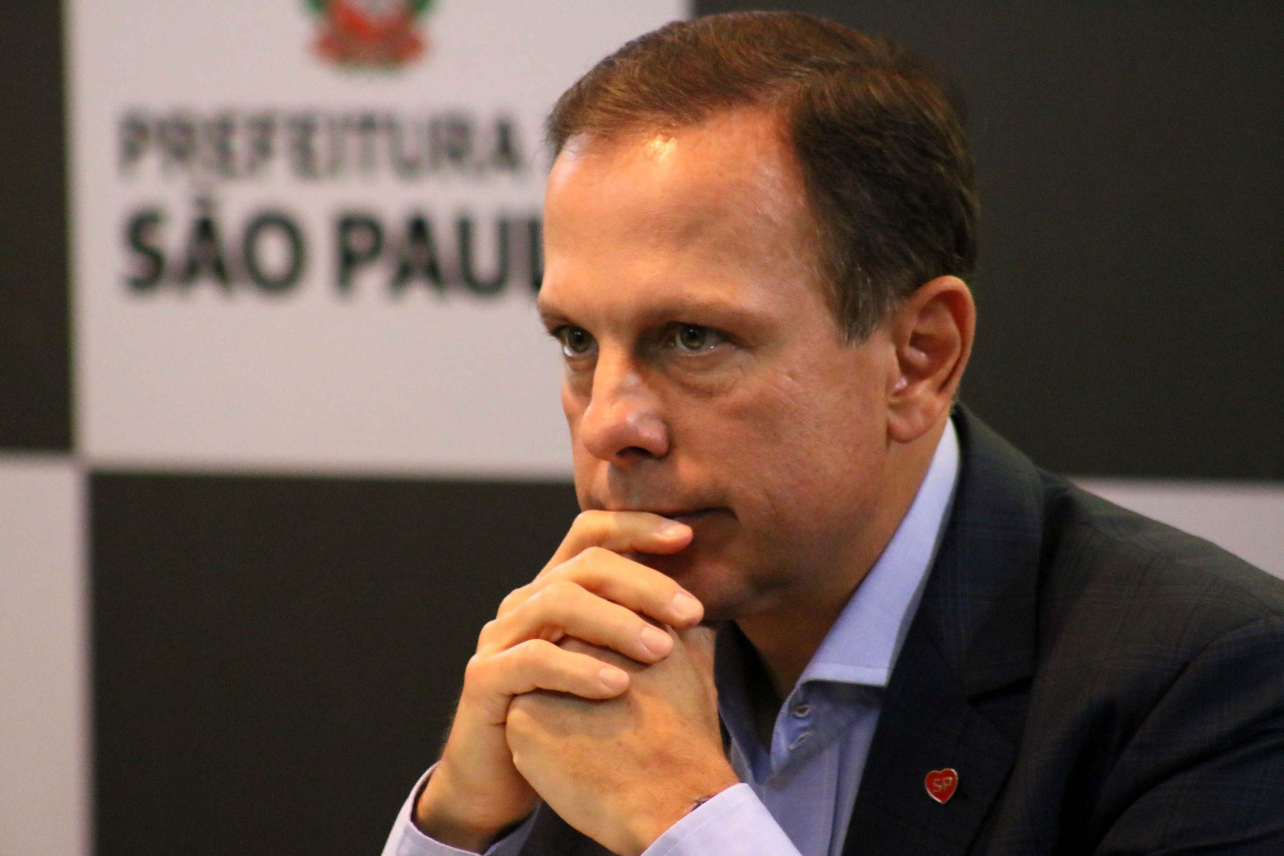 Empresa de checagem desmente Doria e atesta que não haviam palestras marcadas para o governador nos EUA