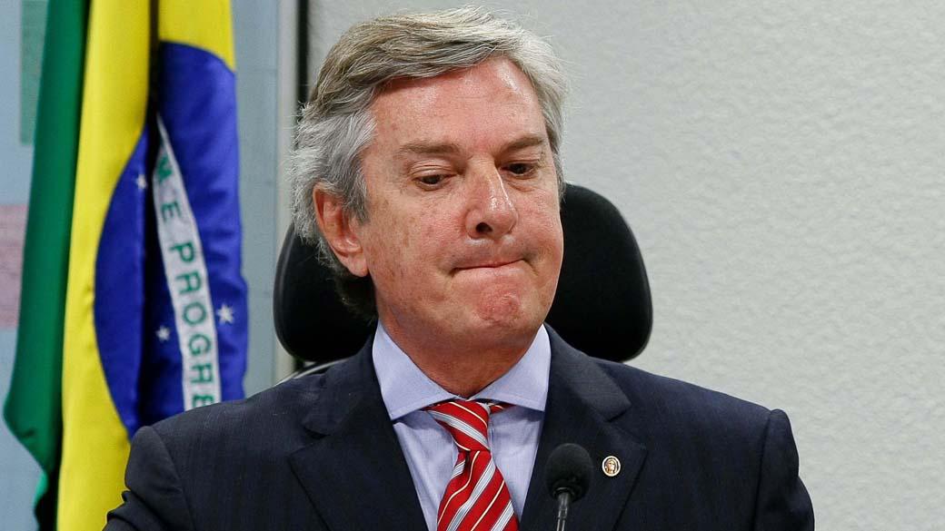 STF bloqueia mais de R$ 1 milhão de Collor em investigação de irregularidades