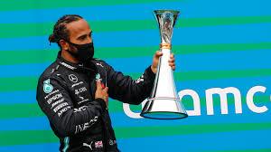 Hamilton vence em Portugal e se torna o maior vencedor da história da Fórmula 1