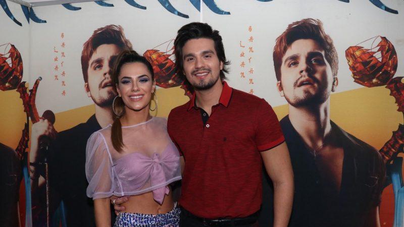 Mais um: Luan Santana e Jade Magalhães se separam após 12 anos de relacionamento