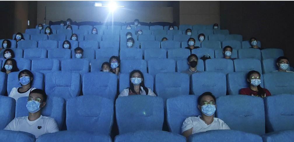 Cinemas reabrem em mais de 10 capitais; veja o que mudou