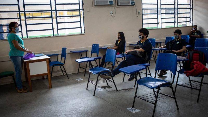 TJ-SP derruba decisão que proibia retorno às aulas nas escolas de São Paulo