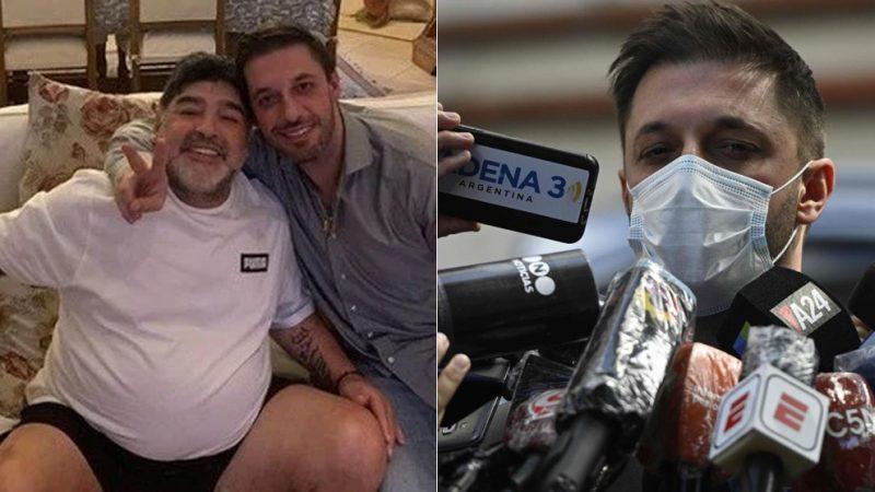 """Bomba: Advogado de Maradona denuncia falha em atendimento médico; """"As causas serão investigadas até ao fim, foi uma idiotice criminosa"""""""