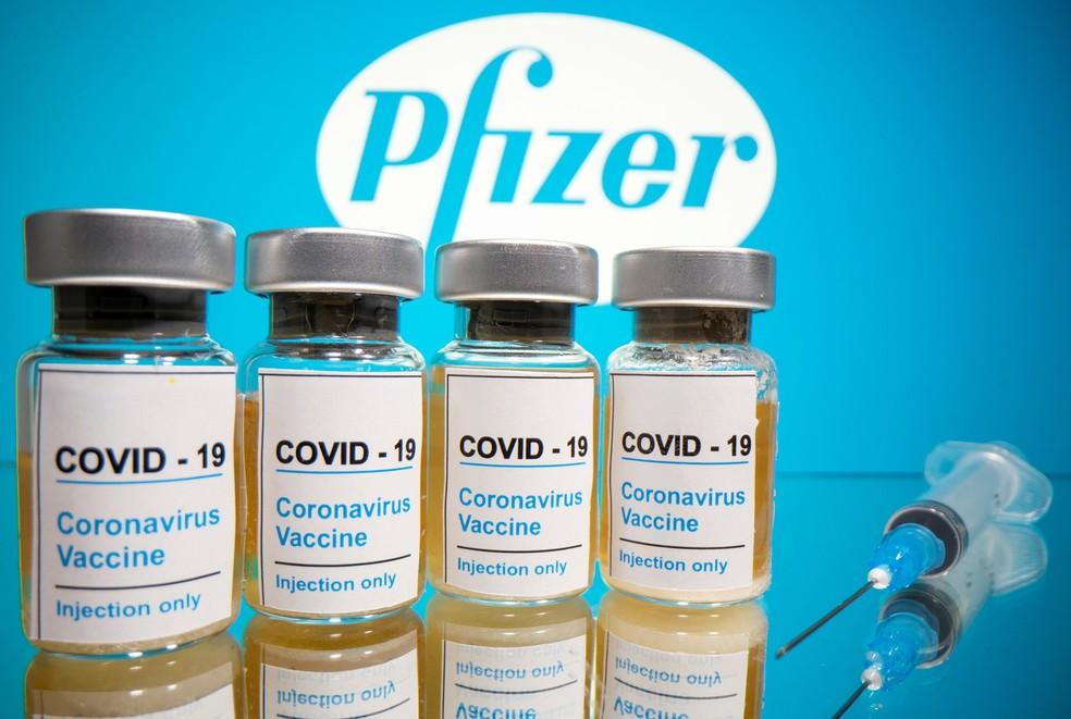 Vacina da Pfizer conseguiu neutralizar mutação do coronavírus em laboratório, dizem cientistas da farmacêutica
