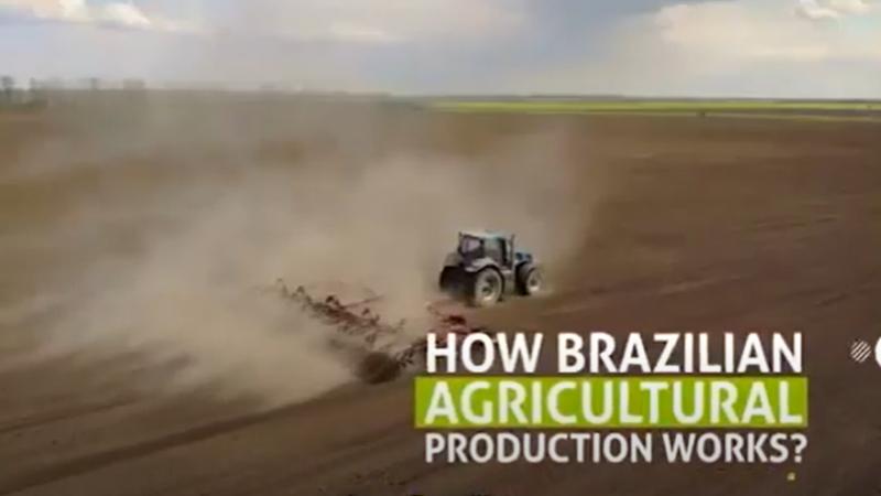 Vídeo do governo Bolsonaro sobre o agro viraliza na Europa; ASSISTA
