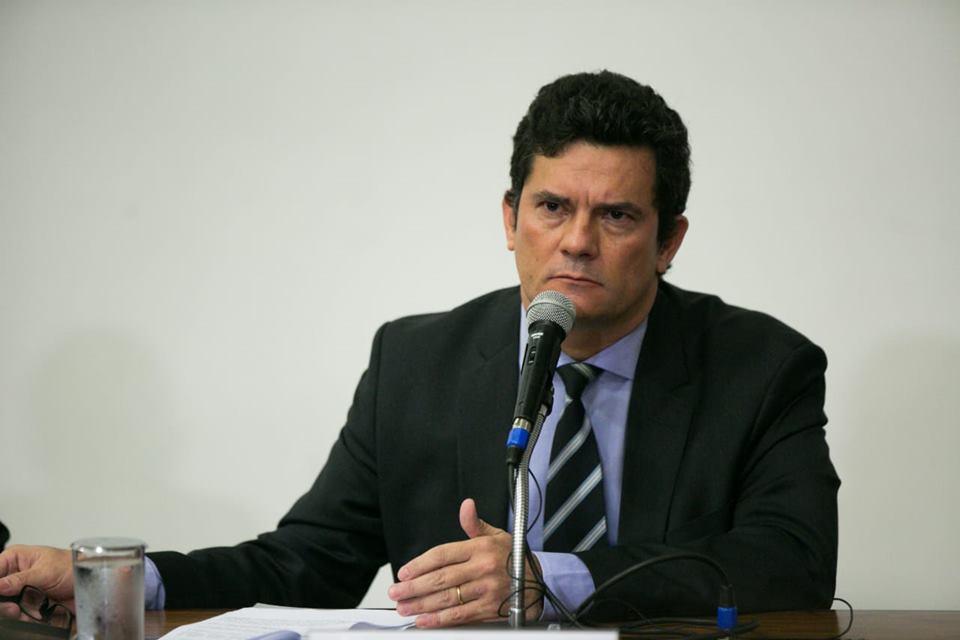 """Moro """"armou"""" para derrubar ministro do STJ em dossiê enviado a Dalagnol"""