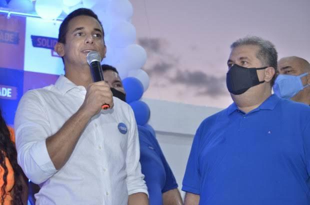 Vice-prefeito eleito de Mossoró também testa positivo para covid-19