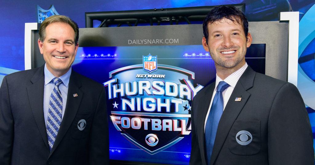 Salário de R$ 93 milhões para comentarista gera disputa na transmissão da NFL