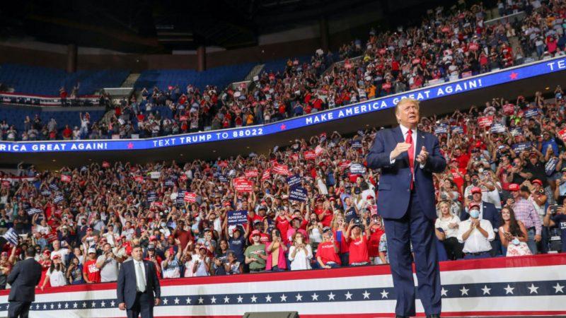 Trump abre o 'Gabinete do Ex-Presidente' e vai 'manter a agenda' de sua administração