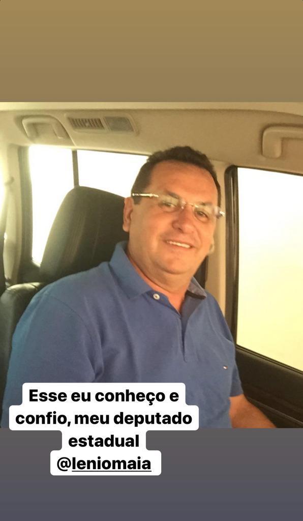 Sobrinho de Lavoisier Maia deve sair candidato a deputado estadual pelo PSC