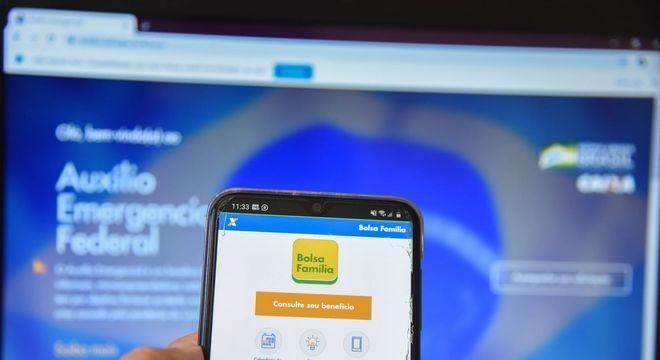 Caixa paga auxílio extra a beneficiários do Bolsa Família