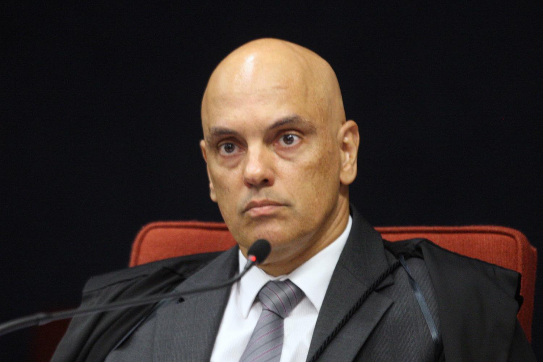 Ministro do STF Alexandre de Moraes testa positivo para Covid-19