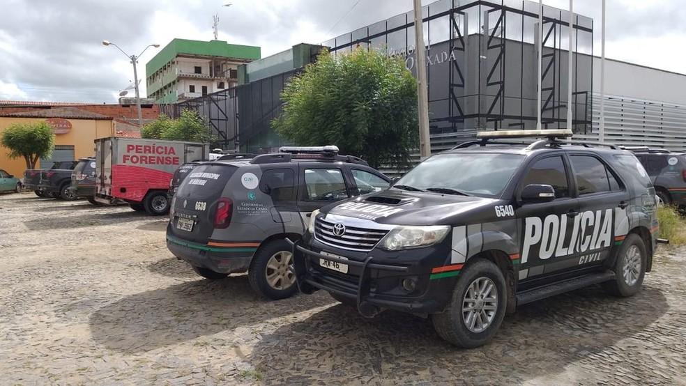 Homens armados invadem casa e matam sete pessoas no interior do Ceará
