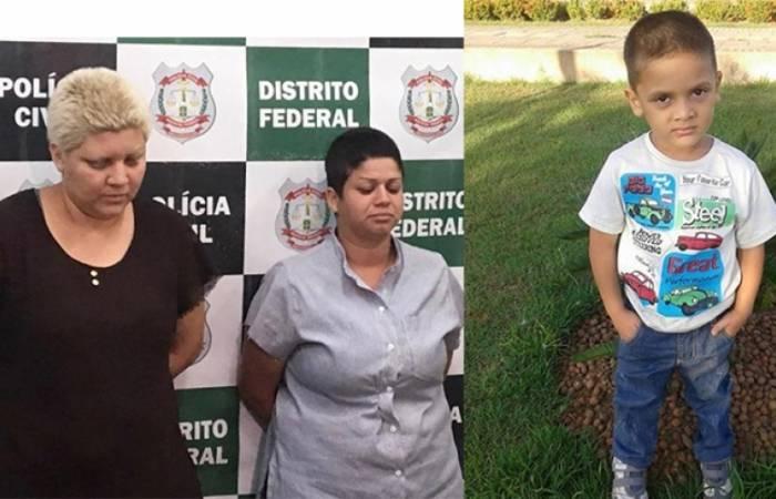 Caso Rhuan: Mãe e companheira que esquartejaram menino são condenadas; penas somam 129 anos de prisão