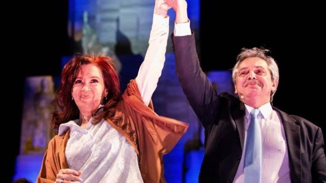 Quase 80% dos argentinos desaprovam gestão de Alberto Fernández