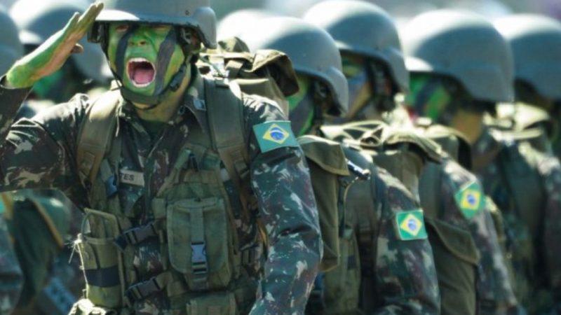 Forças Armadas do Brasil estão entre as 10 mais poderosas do mundo