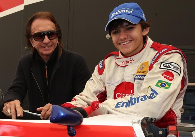 Neto de Emerson Fittipaldi irá substituir piloto de carro que explodiu na Fórmula 1