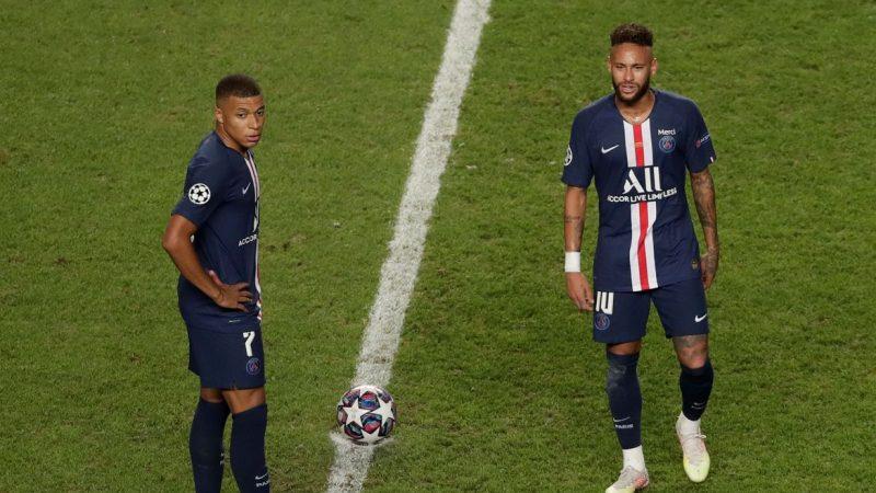 Líder, Neymar dá bronca no PSG e cobra vitória na Champions; até Mbappé escutou