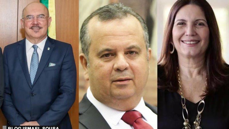 Ministros Milton Ribeiro, Rogério Marinho e deputada Bia Kicis confirmam presença no fórum em Mossoró/RN