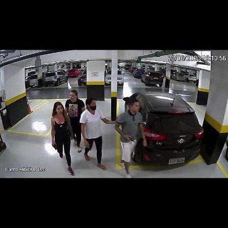 Laudo indica que jogador Dudu, ex-Palmeiras, foi agredido e não bateu em ex-esposa