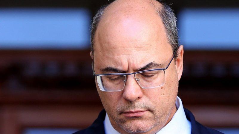 Segunda Turma do STF julga no próximo dia 11 recurso de Witzel para voltar ao governo do Rio