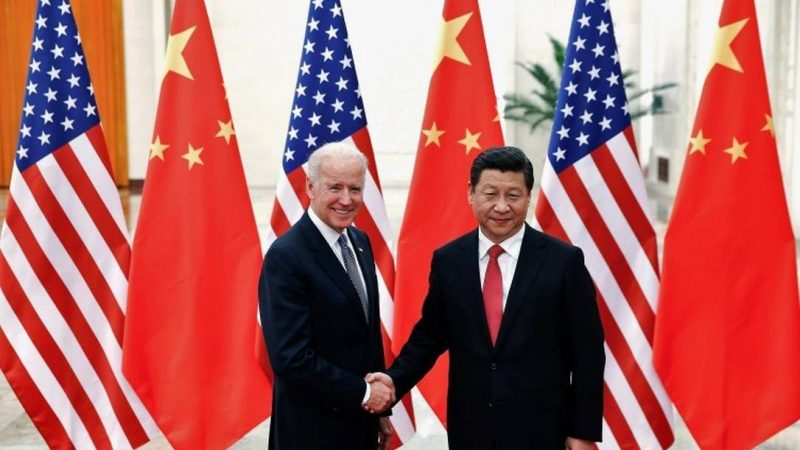Biden confirma que pode ter conflito com a China