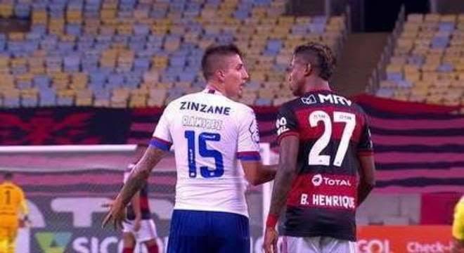 Bahia nega injúria racial e reincorpora Indio Ramirez ao elenco regular do time