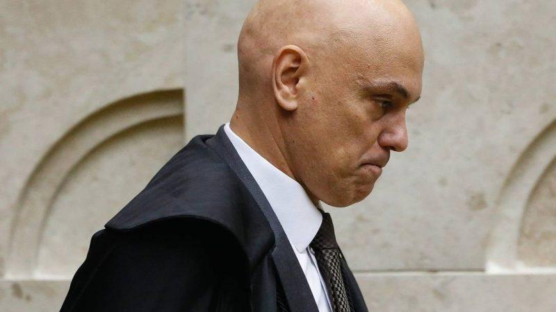 PF diz para Alexandre de Moraes não ter elementos suficientes para indiciamentos no inquérito de 'atos antidemocráticos'