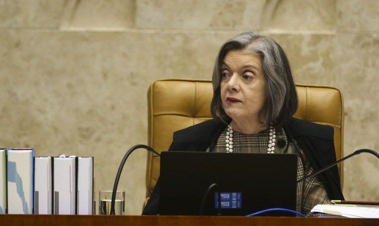 Depois de pressão popular Carmem Lúcia vota contra reeleição de Maia e Alcolumbre