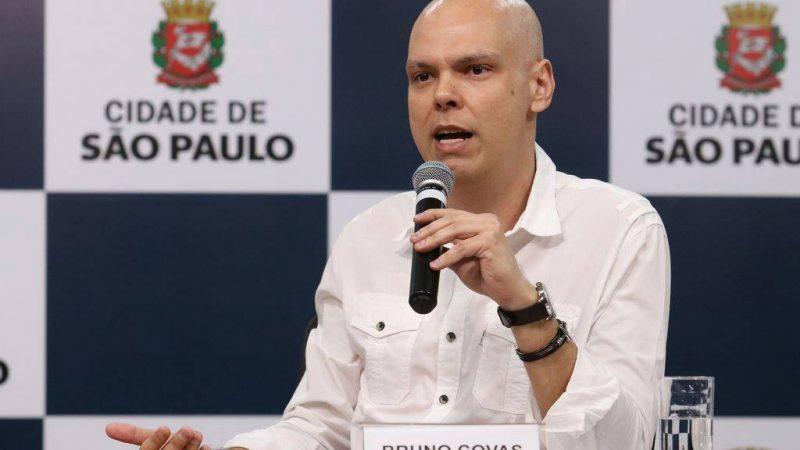 Bruno Covas também liga para Bolsonaro e tenta aproximação após vitória