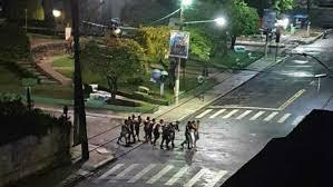 Mais uma noite de terror: Quadrilha toma ruas, assalta banco e faz reféns no Pará; VEJA VÍDEO
