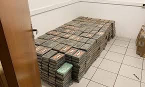 PF apreende cerca de 2,5 toneladas de cocaína no RJ