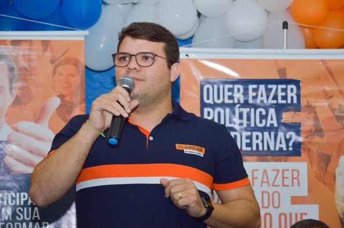 Vereador Lawrence Amorim já possui votos suficientes para ser presidente da Câmara em Mossoró/RN