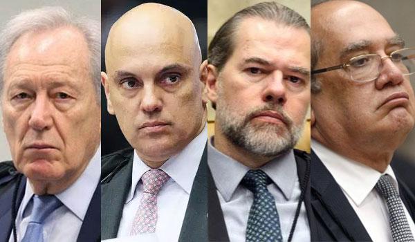Ministros favoráveis à reeleição de Alcolumbre e Maia lideram em número de pedidos de impeachment no Senado