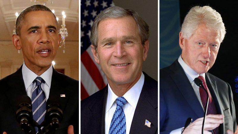 Obama, Bush e Clinton dizem que vão tomar vacina da Covid-19 em público