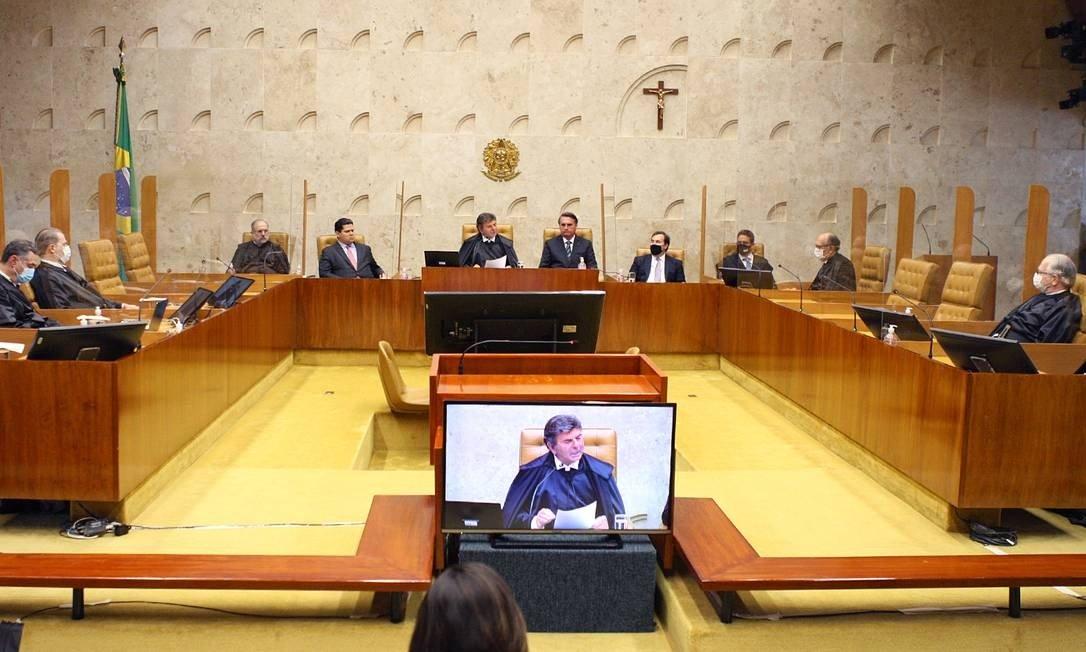 """Exército avisa ao STF que sigilo de Pazuello é """"assunto interno"""""""
